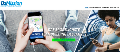 Neue Website B2Mission online